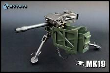 "ZY Toys 1:6 Scale US ARMY Mk-19 Grenade Launcher Fit for 12"" Action Figure"