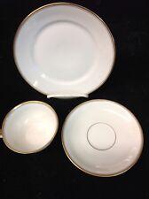 1 set  SPM Bavaria  3 pc  Breakfast Set - Cup & Saucer & Pastry Plate