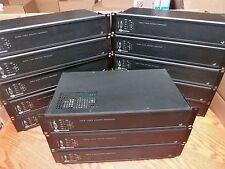 ONE (1) Crestron AV2 Control System Processor - w/ C2ENET-1 Ethernet Card, GOOD!