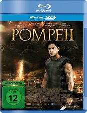 POMPEII (Kit Harrington, Carrie-Anne Moss) Blu-ray 3D NEU+OVP
