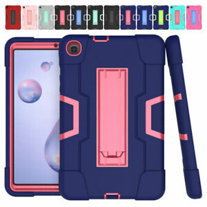 For Samsung Galaxy Tab S4 / S5e / S6 Lite Tablet Hybrid Stand Rugged Case Cover