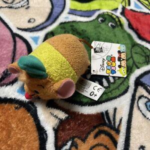 Z5 Disney Tsum Tsum Plush Soft Toy Cinderella Mouse Gus