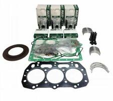 For New Holland Tc35 Tc35a Tc35d Tc35da Tractor Engine Overhaul Rebuild Kit50mm