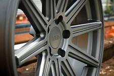 "Roues en Alliage X 4 18"" GM Hub V10 pour 5x110 Vauxhall Astra Corsa Meriva Zafira"