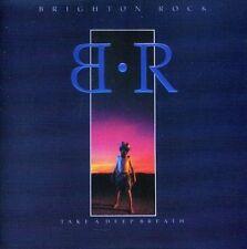 BRIGHTON ROCK - TAKE A DEEP BREATH NEW CD