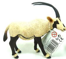 W4) NEU Safari ltd (28480) weiße Oryx Antilope