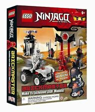 Lego Ninjago Brickmaster by Dorling Kindersley Publishing Staff (2011, Book,...