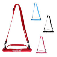 Portable Caddy Golf Club Tote Bag Driving Range Carrier Sleeve 4 Colors