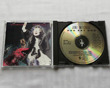 Joni MITCHELL Dog eat dog (1985) GERMANY CD GEFFEN GED 24074 (no IFPI)  NMINT