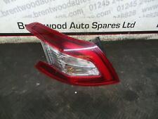 Peugeot 308 2014 NSR Passenger Side Rear Outer Light 9677817680