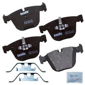 Disc Brake Pad Set fits 2009-2015 BMW 750i 535i GT 760Li  BENDIX PREMIUM COPPER