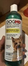 Dog Md Flea & Tick Shampoo for Dogs. Fresh & Clean Scent