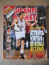 I GIGANTI DEL BASKET n°7 1994 Virtus Bologna - Dream Team  [GS49]