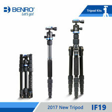 BENRO  IF19 Tripod Aluminium Portable Travel Tripods