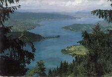 BF19733 le lac d annecy h s depuis le col de la forclaz  france front/back image