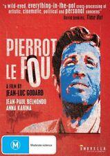 Pierrot Le Fou (DVD, 2016)