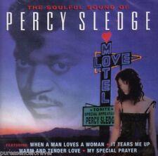 PERCY SLEDGE - The Soulful Sound Of Percy Sledge (UK/EU 14 Tk CD Album) (Sld)