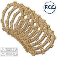 KIT DI DISCHI FRIZIONE GUARNITI FCC HONDA 450 CRF R (PE05) 2002-2010