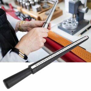 UK Ring Sizer Mandrel Gauge Tool Ring Mandrel Measuring Stick Finger Measurement