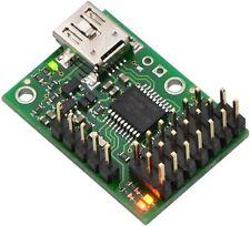 0375 - ROBOT - Micro Maestro 6-Channel USB Servo Controller (kit di montaggio)