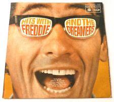 Freddie and the Dreamers - Hits with Freddie & the Dreamers   UK VINYL LP