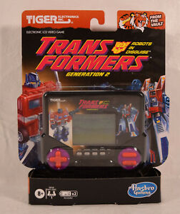 Transformers Tiger Electronics Reissue Generation 2 Gaming MOSC