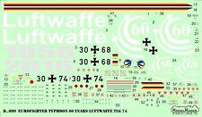 EUROFIGHTER TYPHOON LUFTWAFFE 60TH ANNIVERSARY #48080 1/48 MODELMAKER NEUHEIT
