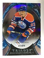2015-16 Trilogy Blue Rainbow Ryan Nugent-Hopkins /579