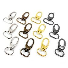 Bag Clasps Lobster Swivel Clips Snap Hook 20 25 30 mm strapping