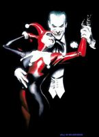 BATMAN HARLEY QUINN #1 ALEX ROSS VIRGIN FOIL VARIANT NM CATWOMAN JOKER GOTHAM