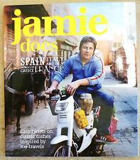 # 1 TASTE MINI COOK BOOK - JAMIE does SPAIN ITALY FRANCE GREECE MOROCCO SWEDEN