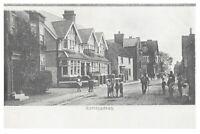 Vintage Reproduction Postcard, Rottingdean, Sussex DO7