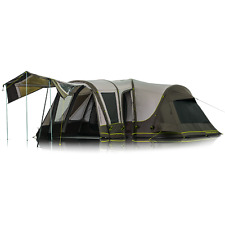 Zempire Aerodome II Pro 6 Person Family Tent - Black/Grey