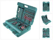 Makita P-44046 216-teiliges großes Bit-, Bohrer- und Zubehör Set im Koffer