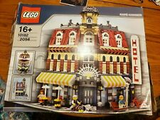Lego Modular Buildings 10182-1 Cafe Corner (Cafe' Corner)