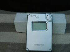 Creative Zen Jukebox DAP-HD0004 mp3 player  40GB in Great Condition