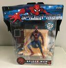 Spider-Man MTV New Animated Series 2003 Action Figure MIB Vintage Movie ToyBiz For Sale