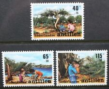 NETHERLANDS ANTILLES 1989 Child Welfare. Set of 3. Mint Never Hinged. SG989/991.