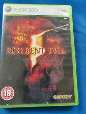 Resident Evil 5 - 2009-Xbox 360 Game-Pal