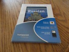 PREMIUM EDITION - TRANSPARENT RUSSIAN CD-ROM