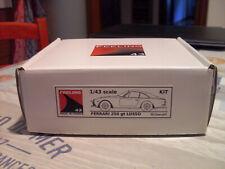 FERRARI 250 GT Lusso - Rare SuperKit  Feeling43 1/43 – NO Bosica AMR BBR MR