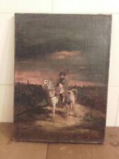 tableau napoleon a cheval