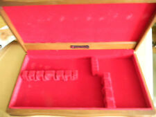 Vintage Wooden Cutlery Box