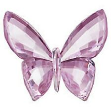 Swarovski Crystal-LARGE BUTTERFLY-Rosaline- Brand New and Boxed-Birthday Present