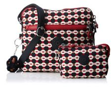Kipling foxwell duo gift boxed X body bag & Creativity S wallet Shapemix Rrp£69
