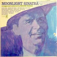 "Frank Sinatra ""MOONLIGHT SINATRA"" MONO SEALED w/ Nelson Riddle~Reprise F1018 NOS"