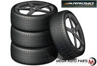 4 Arroyo Grand Sport A/S 215/55R18 95V All Season Performance 55000 Mile Tires