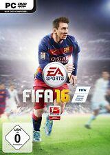 FIFA 16 - PC GAME - WIE NEU - LIONEL MESSI - FIFA 2016 - EA SPORTS - SPIEL