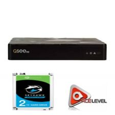 QSEE  8 CHANNEL QT878-2 NVR WITH 8 POE
