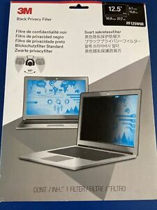 """3M™ Privacy Filter for 12.5"""" Laptop PF125W9B"""